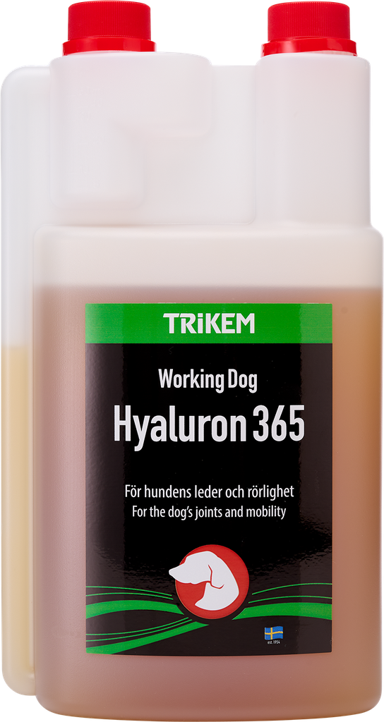 WorkingDog Hyaluron 365 1000 ml