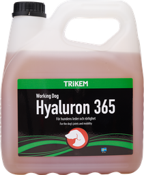 [1835300] WorkingDog Hyaluron 365 3000 ml