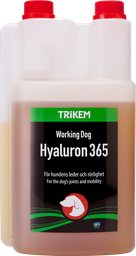 [1835100] WorkingDog Hyaluron 365 1000 ml